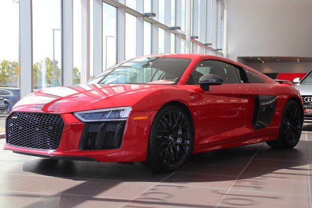 2018 Audi R8 5.2 V10 plus Coupe For Sale in Fremont, CA