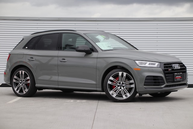 New 2019 Audi SQ5 3.0T Premium Plus SUV For Sale in Fremont, CA