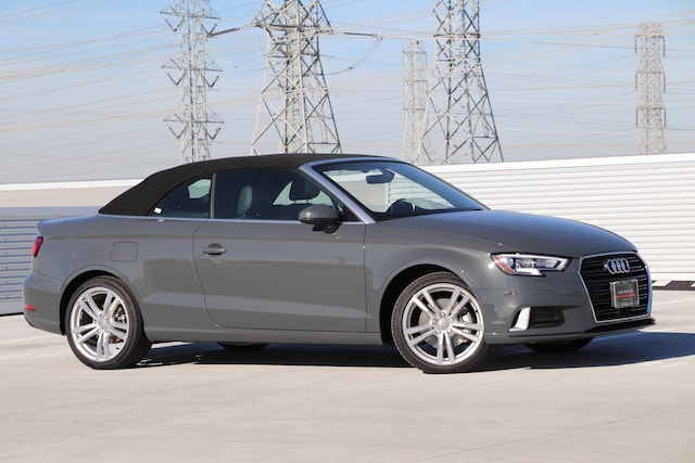 New 2018 Audi A3 2.0T Tech Premium Cabriolet For Sale in Fremont, CA
