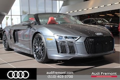 2018 Audi R8 5.2 V10 plus Spyder For Sale in Fremont, CA