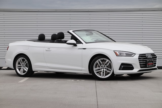 New 2019 Audi A5 2.0T Premium Cabriolet For Sale in Fremont, CA