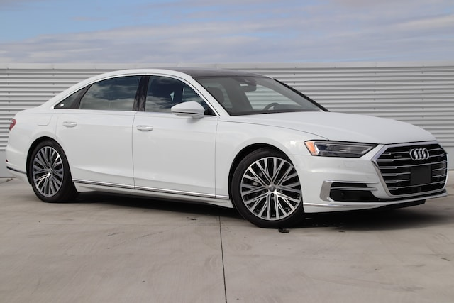 New 2019 Audi A8 L 3.0T Sedan For Sale in Fremont, CA