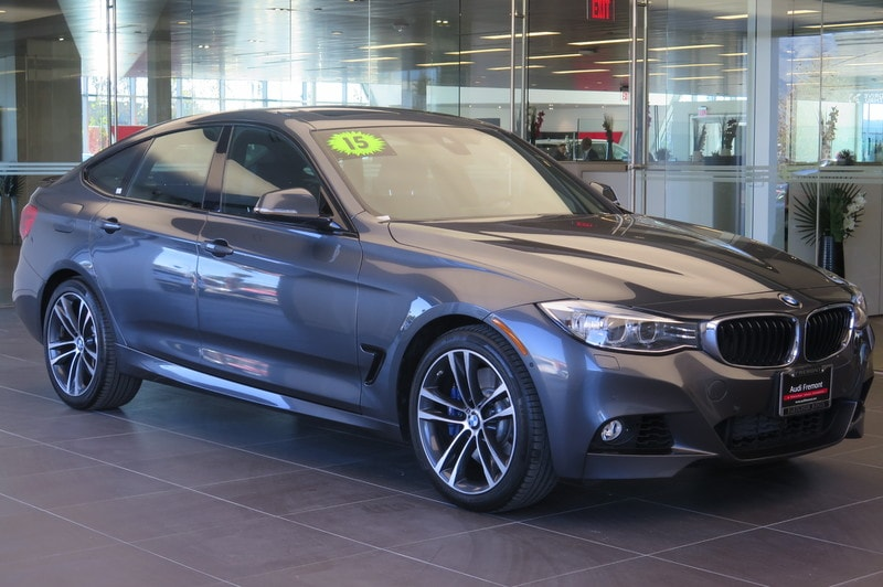 2015 BMW 3 Series Gran Turismo 335i Xdrive Hatchback