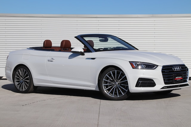 New 2019 Audi A5 2.0T Premium Plus Cabriolet For Sale in Fremont, CA