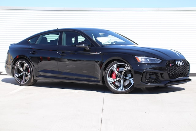 New 2019 Audi RS 5 2.9T Sportback For Sale in Fremont, CA