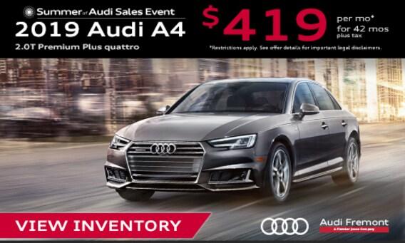 Audi Fremont: New Audi & Used Car Dealer in Fremont CA