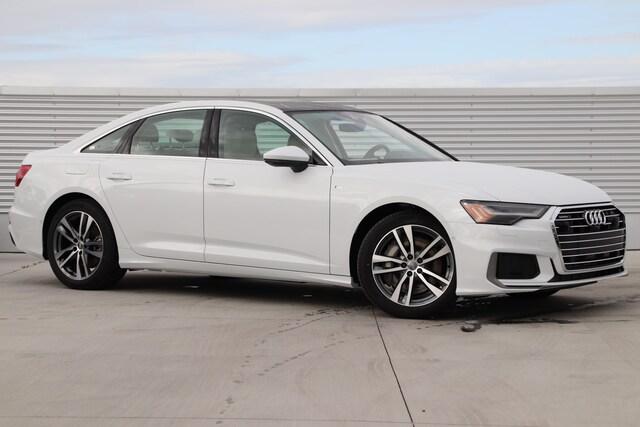 New 2019 Audi A6 3.0T Prestige Sedan For Sale in Fremont, CA