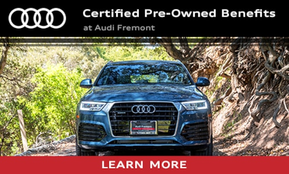 Pre Owned Audi >> Certified Pre Owned Audi Cars For Sale In Fremont Ca