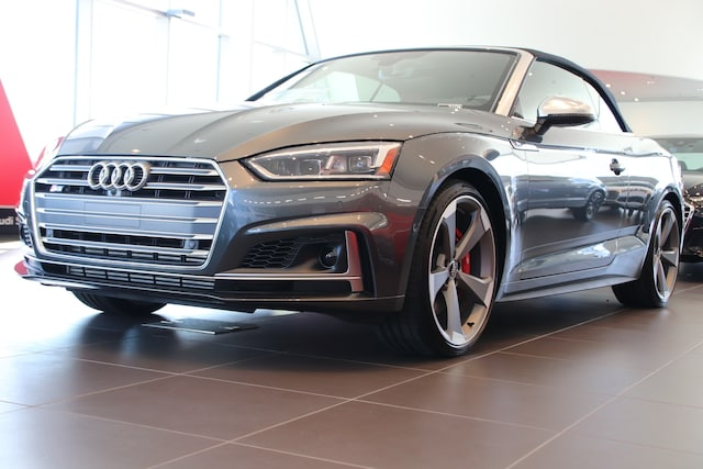 New 2019 Audi S5 3.0T Prestige Cabriolet For Sale in Fremont, CA