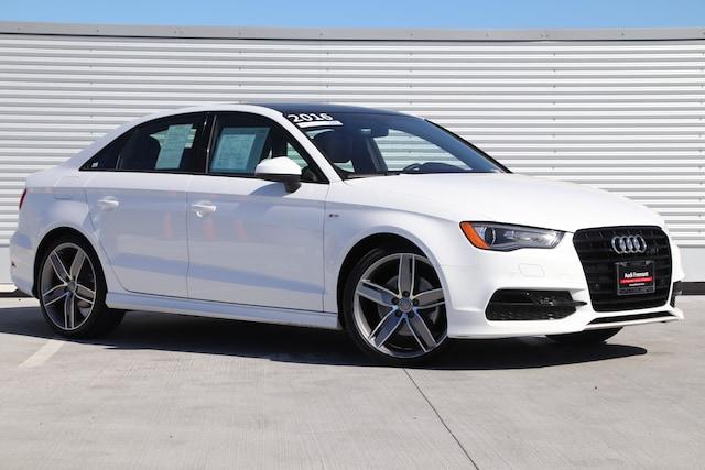 Used 2016 Audi A3 1.8T Premium Sedan For Sale in Fremont, CA