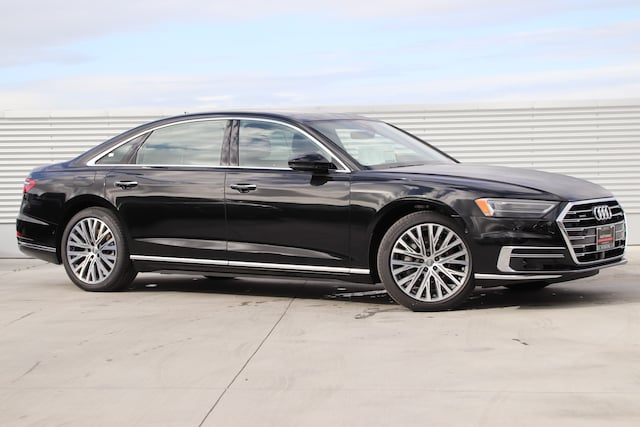 New 2019 Audi A8 L 3.0T Sedan For Sale in Fremont, CA