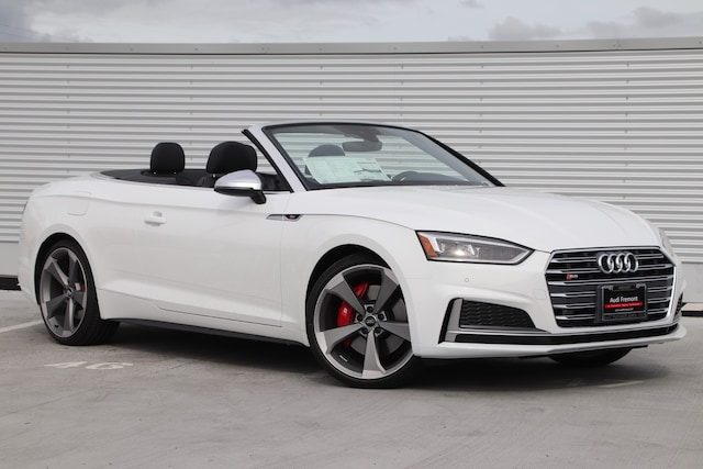 New 2019 Audi S5 3.0T Premium Plus Cabriolet For Sale in Fremont, CA