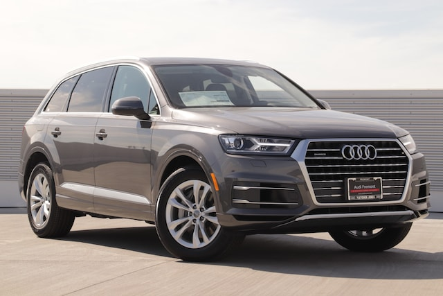 New 2019 Audi Q7 3.0T Premium SUV For Sale in Fremont, CA