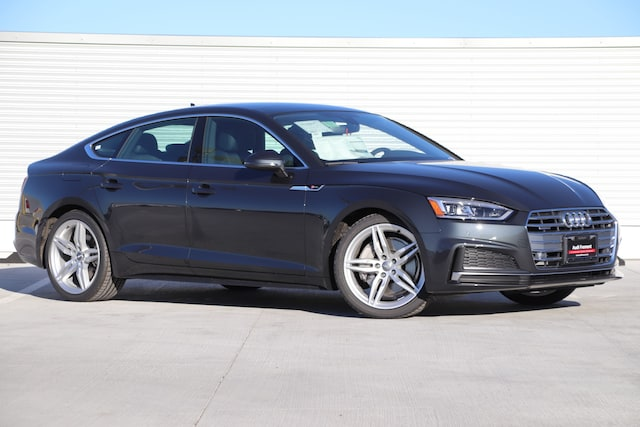 New 2019 Audi A5 2.0T Premium Plus Sportback For Sale in Fremont, CA