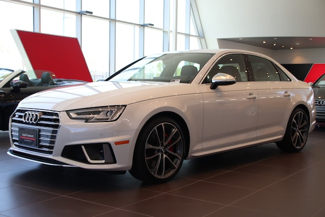 New 2019 Audi S4 3.0T Prestige Sedan For Sale in Fremont, CA