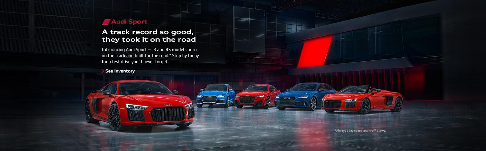Audi Fresno New Audi Dealership In Fresno CA - Audi car lot