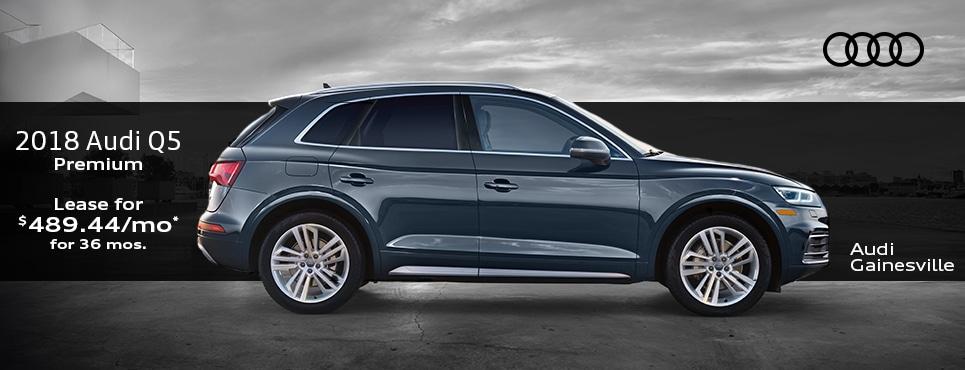 Audi Gainesville New Audi Dealership In Gainesville FL - Audi 3 suv