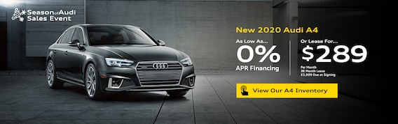 New Audi Lease And Purchase Offers Find The Car Of Your Dreams At Audi Gilbert Audi Gilbert