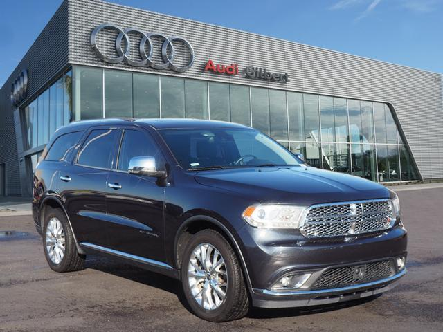2015 Dodge Durango For Sale