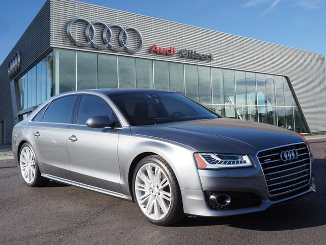 2017 Audi A8 L For Sale