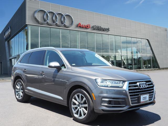 Used 2018 Audi Q7 For Sale at Audi Gilbert | VIN