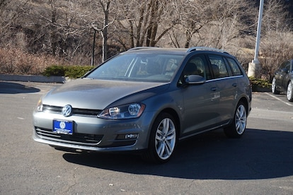 Used 2017 Volkswagen Golf Sportwagen Glenwood Springs CO | VIN