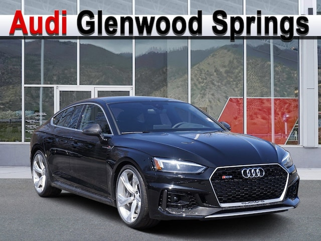 New 2019 Audi RS 5 2.9T Sportback Denver Area