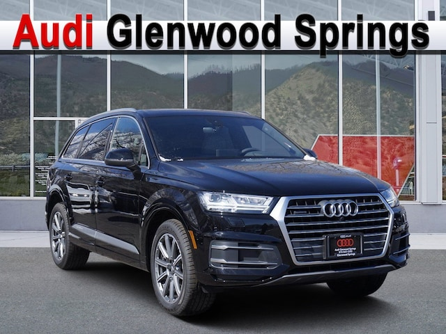New 2019 Audi Q7 2.0T Premium Plus Sport Utility Vehicle Denver Area