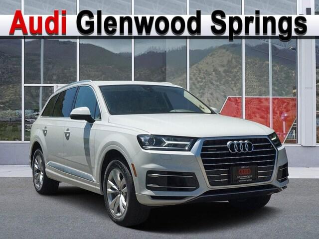 New 2019 Audi Q7 3.0T Premium Sport Utility Vehicle Denver Area