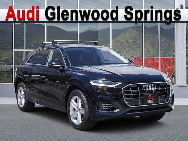 New 2019 Audi Q8 3.0T Premium Sport Utility Vehicle Denver Area