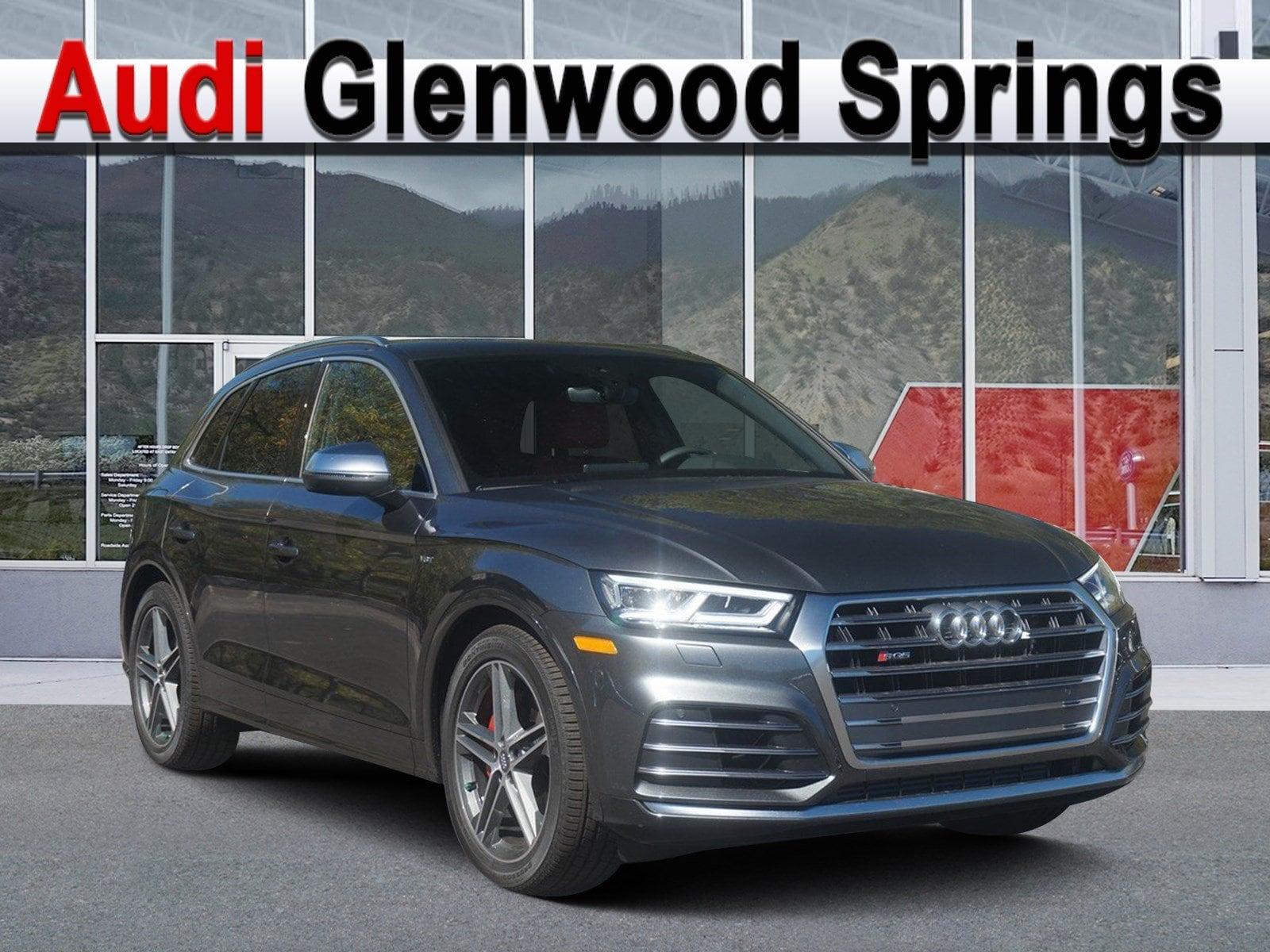 2018 Audi SQ5 3.0T Premium Plus Sport Utility Vehicle
