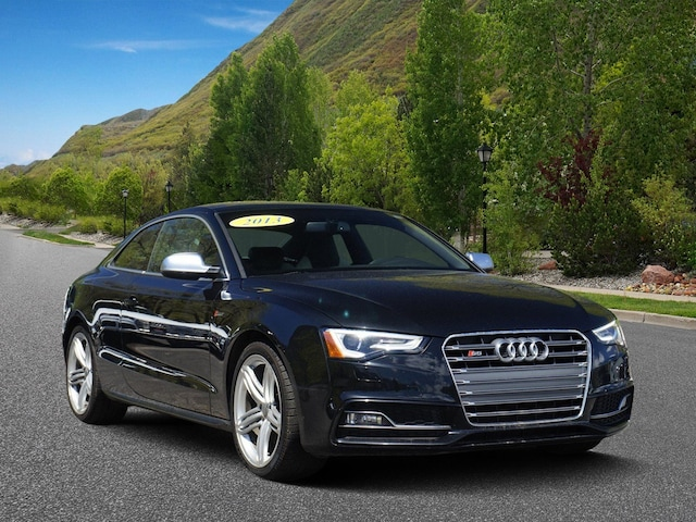 Used 2013 Audi S5 Premium Plus Coupe Denver Area