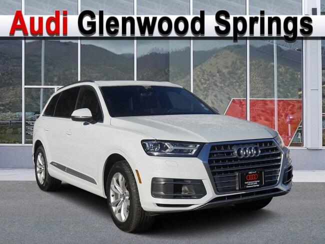 2019 Audi Q7 3.0T Premium Sport Utility Vehicle