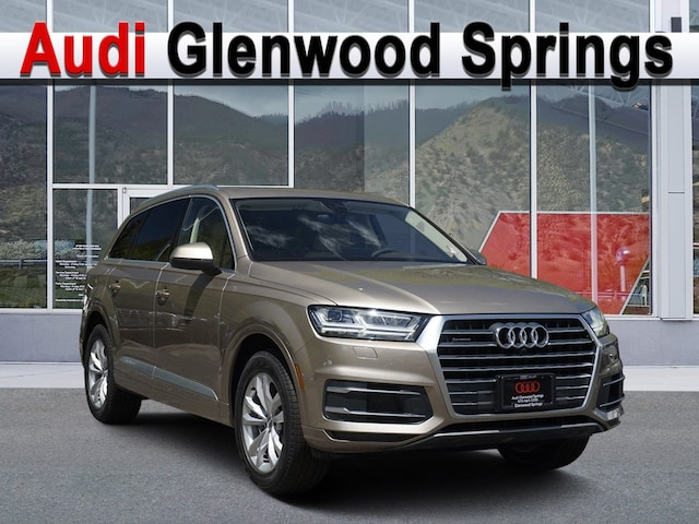 New 2019 Audi Q7 2.0T Premium Plus Sport Utility Vehicle Denver Area