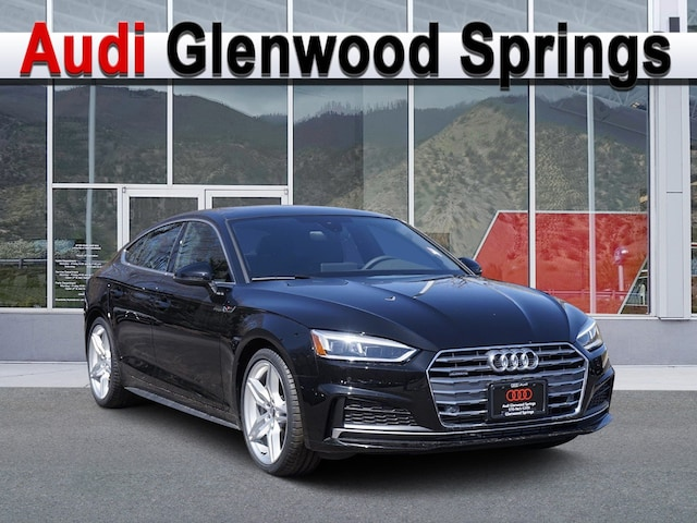 New 2019 Audi A5 2.0T Premium Plus Sportback Glenwood Springs