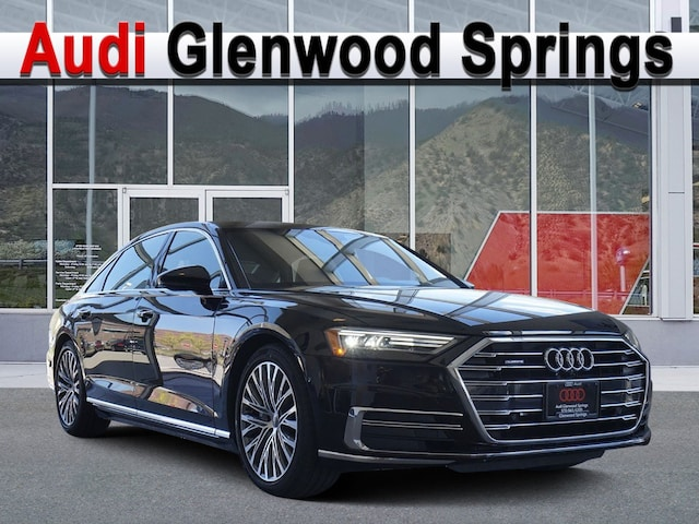 New 2019 Audi A8 Sedan Denver Area