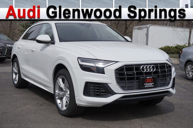 2019 Audi Q8 Sport Utility Vehicle