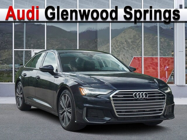 New 2019 Audi A6 3.0T Prestige Sedan Denver Area