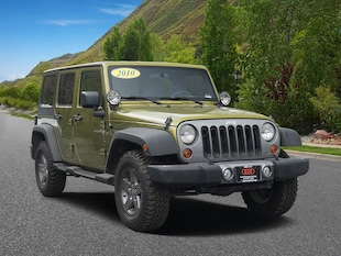 2010 Jeep Wrangler Unlimited Mountain 4WD  Mountain