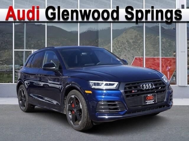 New 2019 Audi SQ5 3.0T Premium Plus Sport Utility Vehicle Denver Area