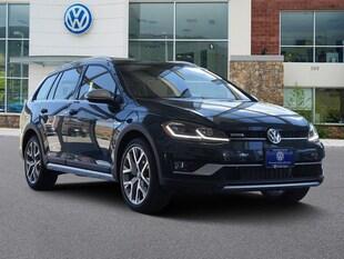2019 Volkswagen Golf Alltrack SEL 1.8T SEL DSG