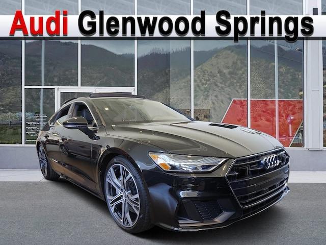 New 2019 Audi A7 3.0T Prestige Sportback Denver Area