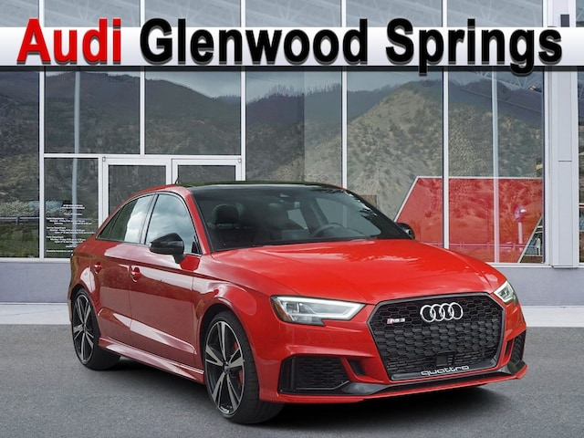 New 2019 Audi RS 3 2.5T Sedan Denver Area