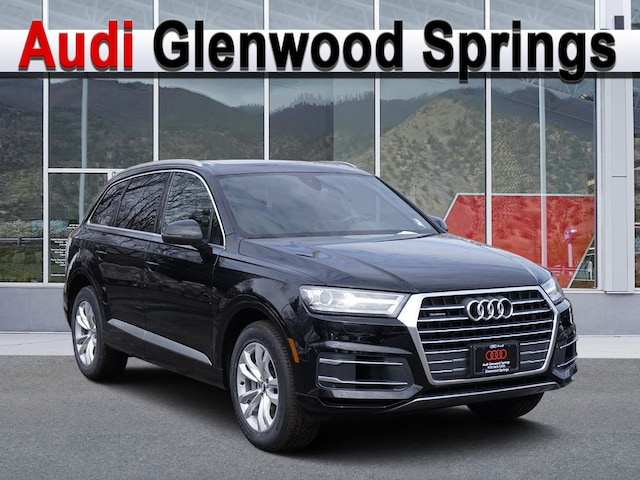 New 2019 Audi Q7 3.0T Premium Sport Utility Vehicle Denver Area