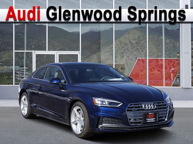 New 2019 Audi A5 2.0T Premium Plus Coupe Denver Area