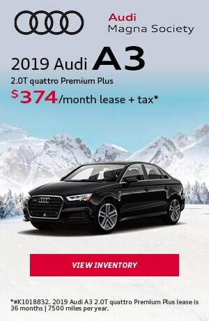 03- 2019 Audi A3
