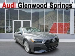 New 2019 Audi A7 3.0T Premium Plus Sportback Glenwood Springs