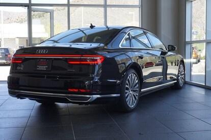 New 2019 Audi A8 For Sale Glenwood Springs CO | VIN