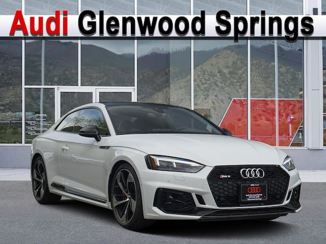 New 2019 Audi RS 5 2.9T Coupe Denver Area