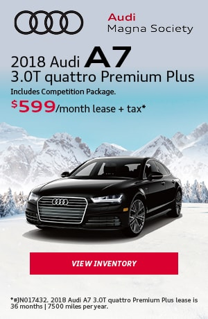 03- 2018 Audi A7